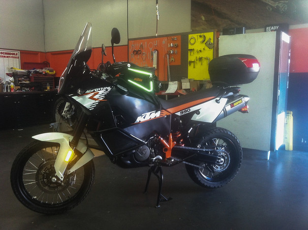 New-To-Me 2010 KTM 990 Adventure R
